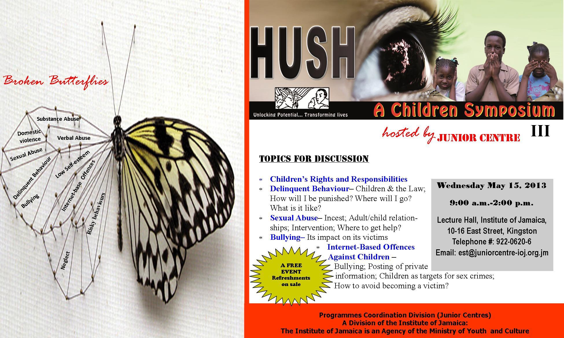 Hush 2013