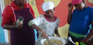 Kitchen Fixin' - Greater Portmore Junior Centre