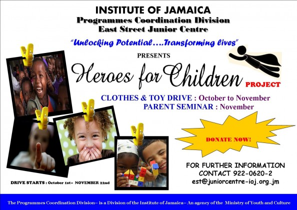 HEROES FOR CHILDREN_ FLYER