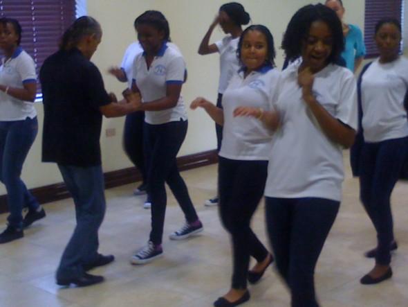 simon bolivar dance